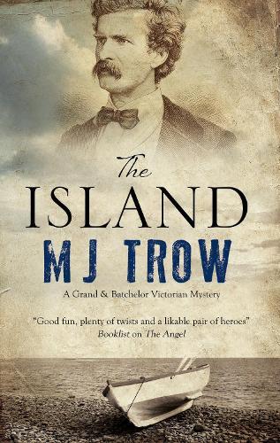 The Island - A Grand & Batchelor Victorian Mystery 4 (Hardback)