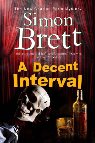 A Decent Interval - A Charles Paris Mystery 18 (Paperback)