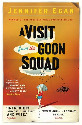 A Visit From the Goon Squad (Paperback)