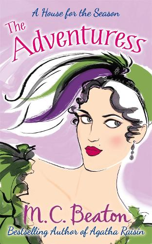 The Adventuress - A House for the Season (Paperback)