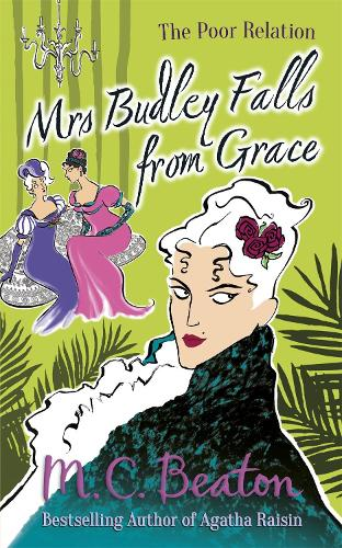 Mrs Budley Falls from Grace - The Poor Relation (Paperback)