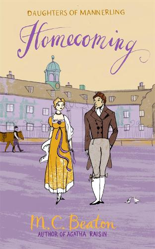 Homecoming - The Daughters of Mannerling Series (Paperback)