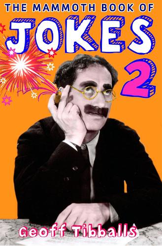 The Mammoth Book of Jokes: Bk. 2 - Mammoth Books (Paperback)