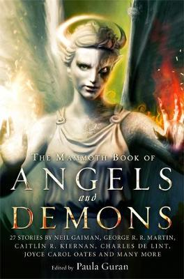 The Mammoth Book of Angels & Demons - Mammoth Books (Paperback)