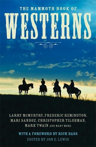 The Mammoth Book of Westerns - Mammoth Books (Paperback)