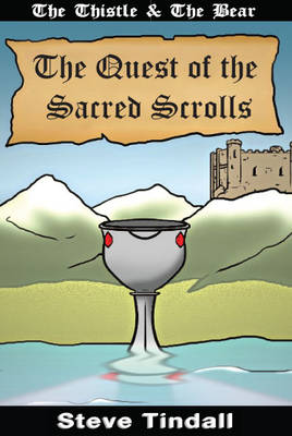 The Quest of the Sacred Scrolls (Paperback)
