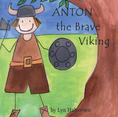 Anton the Brave Viking (Paperback)