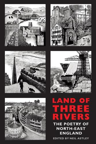Land of Three Rivers: The Poetry of North-East England (Paperback)