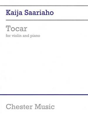 Tocar: Violin and Piano (Paperback)