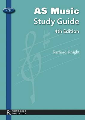 Richard Knight: AQA: AQA as Music Study Guide (Paperback)