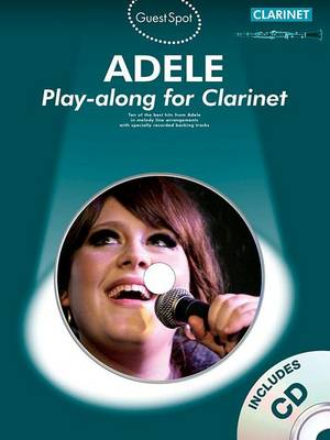 Guest Spot: Adele - Clarinet (Paperback)