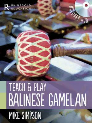 Teach and Play Balinese Gamelan