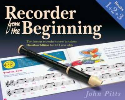 Recorder from the Beginning: Books 1 + 2 + 3: Books 1 + 2 + 3 (Paperback)