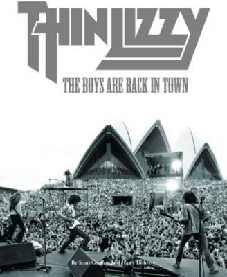 Thin Lizzy: The Boys Are Back In Town (Paperback)