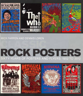Classic Rock Posters (Paperback)