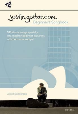 Justinguitar.com Beginner's Songbook: 2nd Edition (Spiral Bound) (Paperback)