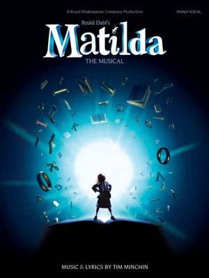 Tim Minchin: Roald Dahl's Matilda - The Musical (Paperback)