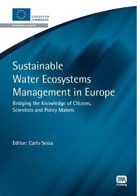 Sustainable Water Ecosystems Management in Europe - Water Policy Set (Paperback)