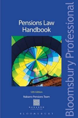 Pensions Law Handbook (Paperback)