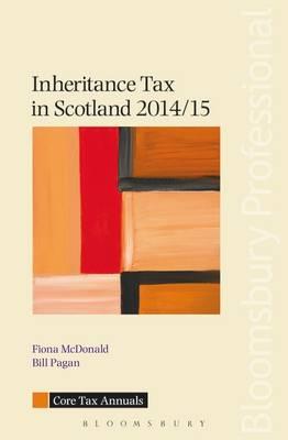 Inheritance Tax in Scotland 2014/15 (Paperback)
