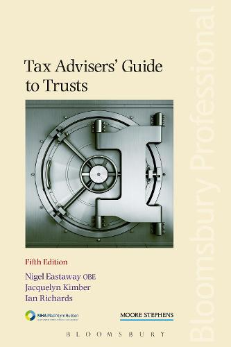 Tax Advisers' Guide to Trusts (Paperback)