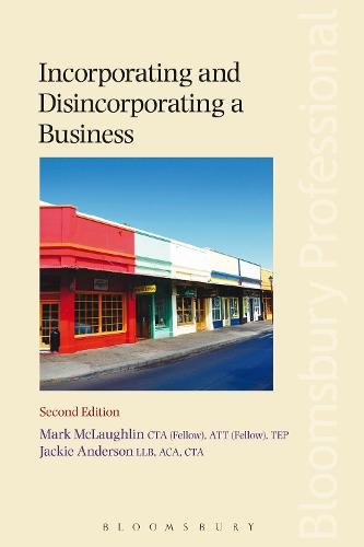 Incorporating and Disincorporating a Business (Paperback)