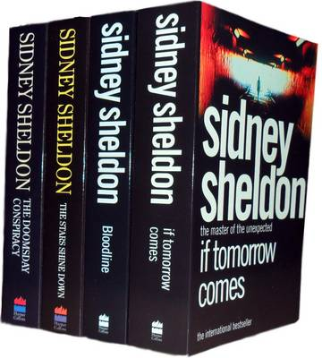 Sidney Sheldon Collection: If Tomorrow Comes, Bloodline, the Doomsday Conspiracy, the Stars Shine Down, the Sands of Time (Paperback)