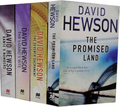 David Hewson Collection: The Promised Land, the Seventh Sacrament, the Lizards Bite, Dantes Numbers (Paperback)