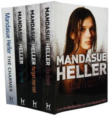 Mandasue Heller Collection: The Front, Forget Me Not, the Game, the Charmer (Paperback)