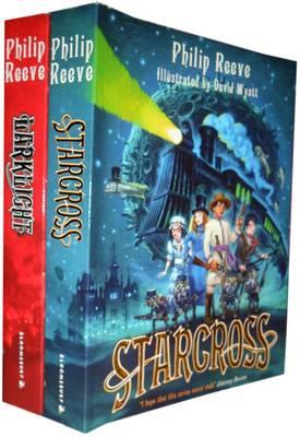 Philip Reeve Collection: Starcross, Larklight (Paperback)