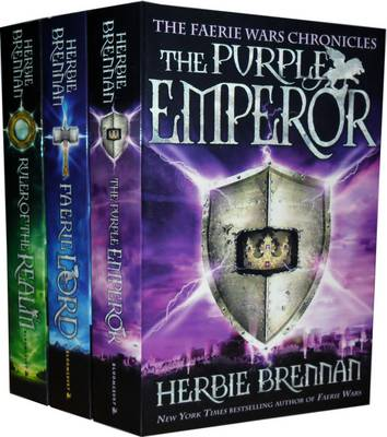 Herbie Brennan Collection: The Purple Emperor, Faerie Lord, Ruler of the Realm (Paperback)