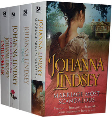 Johanna Lindsey Collection (Paperback)