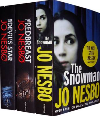 Jo Nesbo Collection: The Red Breast, the Snowman, the Devil's Star (Paperback)