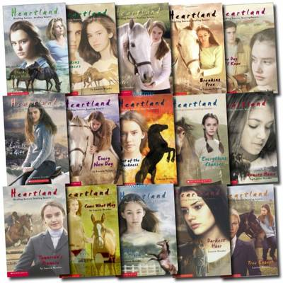 Heartland Collection: Coming Home, After the Storm, Breaking Free, Taking Chances, Come What May, One Day You'll Know, Out of the Darkness, Thicker Than Water, Etc. (Paperback)