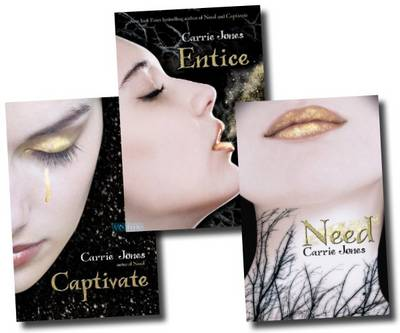 Need Pixies Series Collection Set: Need, Captivate, Entice (Paperback)