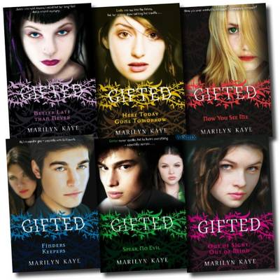 Gifted Collection Set (Better Late Than Never; Here Today, Gone Tomorrow; Finders Keepers; Now You See Me, Speak No Evil) (Paperback)