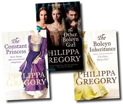 Philippa Gregory Series Collection (constant Princess, the Other Boleyn Girl, Boleyn Inheritance) (Paperback)
