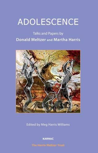 Adolescence: Talks and Papers by Donald Meltzer and Martha Harris - The Harris Meltzer Trust Series (Paperback)