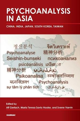 Psychoanalysis in Asia (Paperback)