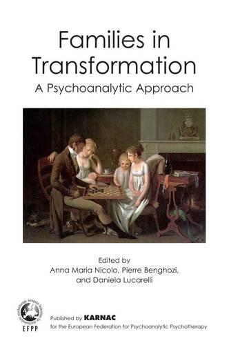Families in Transformation: A Psychoanalytic Approach (Paperback)