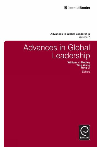 Advances in Global Leadership - Advances in Global Leadership 7 (Hardback)