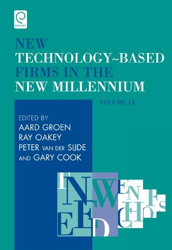 New Technology-Based Firms in the New Millennium: Strategic and Educational Options - New Technology-based Firms in the New Millennium 9 (Hardback)