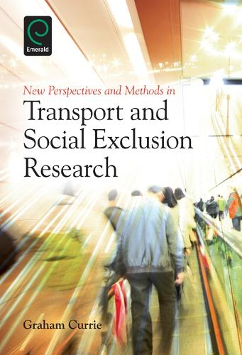 New Perspectives and Methods in Transport and Social Exclusion Research (Hardback)