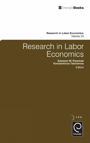 Research in Labor Economics - Research in Labor Economics 33 (Hardback)