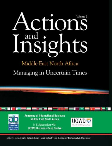 Managing in Uncertain Times - Actions and Insights - Middle East North Africa 2 (Hardback)