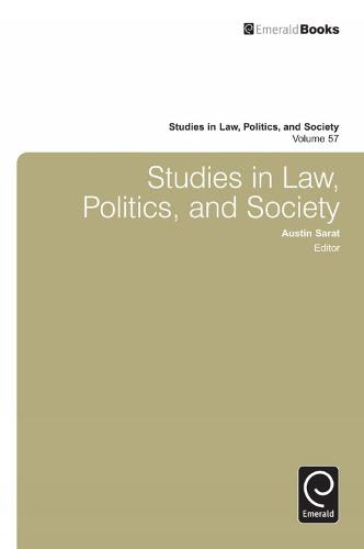 Studies in Law, Politics and Society - Studies in Law, Politics, and Society 66 (Hardback)