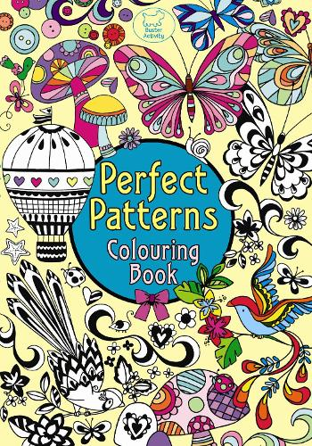 Perfect Patterns Colouring Book Paperback