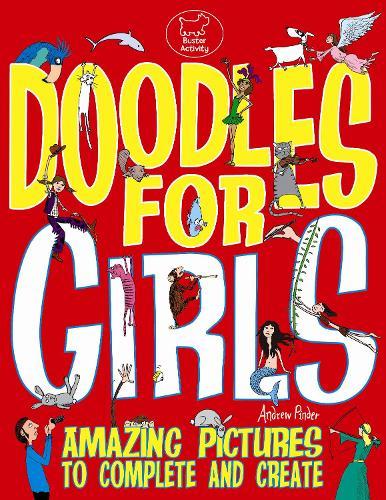 Doodles for Girls (Paperback)