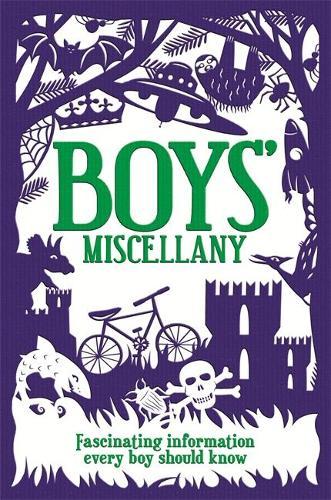 Boys' Miscellany (Hardback)