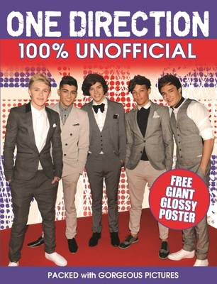 One Direction: 100% Unofficial (Paperback)
